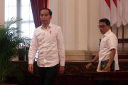 Presiden Jokowi Naikkan Pangkat Awak KRI Nanggala 402