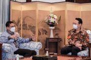 Bertemu Dubes Jepang, Sandiaga Bicara Potensi Kerja Sama Kedua Negara