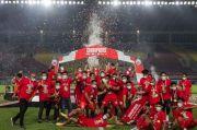 Akui Kemenangan Persija, Anies- Ridwan Kamil Saudara Sebangsa Selamanya
