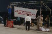 Tuntut Ganti Rugi Tanah, Korban Gusuran Dirikan Tenda di Tol Cimanggis-Cibitung