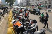 Motor Ojol Paling Banyak Kena Operasi Cabut Pentil di Kelapa Gading