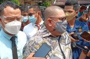 Datangi Polres Depok, Sandi dan Kuasa Hukum Serahkan Data Dugaan Korupsi Damkar