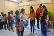 Pulihkan Anak-anak dan Orang Tua Korban Bencana, GERKINDO Beri Pendampingan