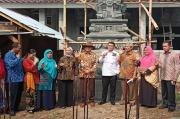 Shri IGN Arya Wedakarna MWS Tinjau Pembangunan Rumah Ibadah di Lingkungan Kampus