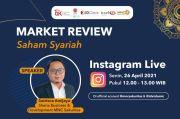 Ramadhan Berkah, Market Review Saham Syariah di IG Live MNC Sekuritas, Pukul 12.00 Ini
