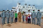 Bakamla Jemput 2 Nelayan Indonesia yang Ditangkap Polisi Malaysia