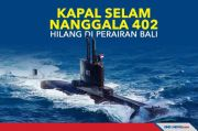 Otoritas Malaysia Serukan Warganya Gelar Salat Gaib untuk Awak KRI Nanggala-402