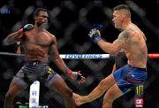 7 Cedera Terparah Petarung UFC: Patah Kaki sampai Bibir Terbelah!