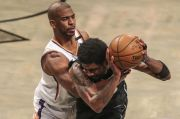 Hasil Lengkap Pertandingan NBA, Senin (26/4/2021) WIB: Duet Brilian Irving-Durant