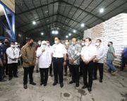 Jatim Surplus Beras 3,5 Juta Ton, DKI akan Serap Kontinyu untuk Ketahanan Pangan