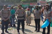 Antisipasi Peredaran Upal, Polsek Tengaran Edukasi Pedagang Pasar Kembangsari