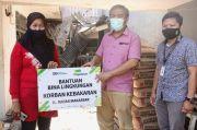 Pegadaian Beri Bantuan untuk Korban Kebakaran di Makassar