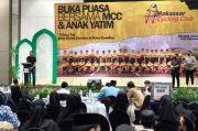 Makassar Cycling Club Buka Puasa Bersama Anak Yatim