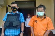Kades Marga Bhakti OKU Nyambi Jualan Sabu, Tak Berkutik Saat Diringkus Polisi