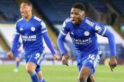 Bekap Crystal Palace, Leicester City Ancam Posisi Man United