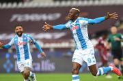 Klasemen Serie A 2020/2021: Poin Sama, Ini Alasan Napoli di Atas Juventus dan Milan