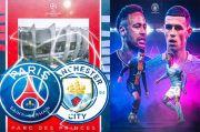 Preview PSG vs Manchester City: Pertaruhan Trofi Pertama Liga Champions