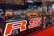 Honda Brio Sumbang Penjualan Tertinggi HPM di IIMS Hybrid 2021