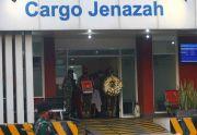 Jenazah Kabinda Papua Tiba di TMP Kalibata, Pemakaman Tertutup untuk Umum