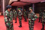 34 Pati TNI Naik Pangkat, Ada Kadispenad dan Gubernur Akmil