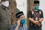Kooperatif, Munarman Tak Melawan Saat Ditangkap Densus 88