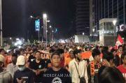 IPW Sebut Polisi Kebobolan Terkait Kerumunan Pendukung Persija di Bundaran HI
