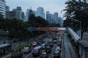 Ada Rekayasa Lalin dan Penyempitan Jalan Imbas Pembangunan MRT Bundaran HI-Kota, Mana Saja?