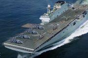 China Tugaskan 3 Kapal Perang Sekaligus ke Laut China Selatan