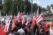 Demo Terjadi di Turki, Minta Usir Pasukan AS dari Pangkalan Incirlik