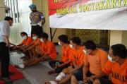 Polda DIY Bekuk Komplotan Speasialis Curanmor Jaringan Lampung