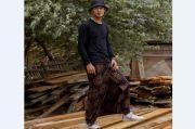 Unik, Sarung Batik Milenial Pekalongan Ini Bermotif Eling Lan Waspada