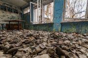 Lokasi Kecelakaan Nuklir Chernobyl Diusulkan Jadi Situs Warisan Dunia UNESCO