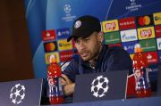 Neymar Jr Siap Hancurkan Mimpi Manchester City di Liga Champions