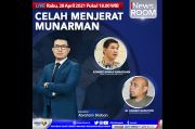 Celah Menjerat Munarman, Selengkapnya di iNews Room Rabu Pukul 18.00 WIB