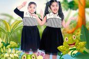 Rilis Album Anak, Duo Nikhita dan Nishita Ingin Kembalikan Kejayaan Lagu-Lagu Hits Papa T Bob