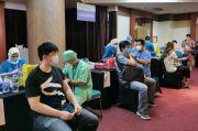 ITC Mangga Dua Jadi Pusat Vaksinasi 15.000 Pelaku UMKM di Jakarta