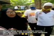 Emak-emak Ngomongin Tetangga Pengangguran Kaya usai Babi Ngepet Depok Ditangkap