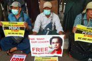 Oposisi Myanmar kepada ASEAN: Tidak Ada Dialog Sampai Tapol Dibebaskan