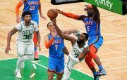 Hasil Pertandingan NBA, Rabu (28/4/2021): Celtics Dihajar Thunder