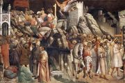 Kisah Abdullah bin Hudzafah Mencium Kepala Kaisar Romawi