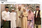 Ustaz Abdul Somad Resmi Menikahi Fattimah Azzahra