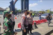Cegah Pemudik, Penyekatan di Perbatasan Jateng-DIY Diperketat