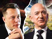 Kisruh Misi Pendaratan ke Bulan yang Libatkan Perusahaan Dua Orang Terkaya di Dunia