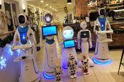 Startup China Terbangkan Prototipe Robot Penambang Sampah Antariksa