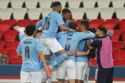 Bungkam PSG, Man City Buka Asa ke Final