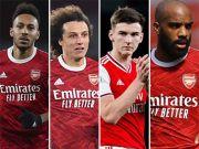 Empat Pemain Arsenal Berpeluang Comeback Lawan Villarreal