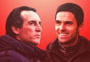 Jelang Liga Europa Arsenal vs Villarreal: Gengsi Dua Pelatih