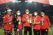 Juara Menpora 2021, Persija Jakarta Harus Ganti Pelatih Jelang Liga 1 2021