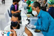 Waspada Corona, Jokowi Ingatkan Vaksinasi di Daerah Jangan Berhenti
