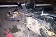Tabrak Belakang Truk, Pemotor Tewas dengan Luka Terbuka di Kepala